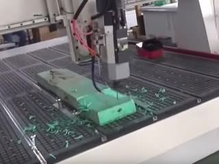 What is a real 4 axis CNC router?