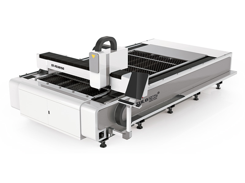 The First Picture of Fiber Laser Cutting Machine for Sale at an Affordable Price