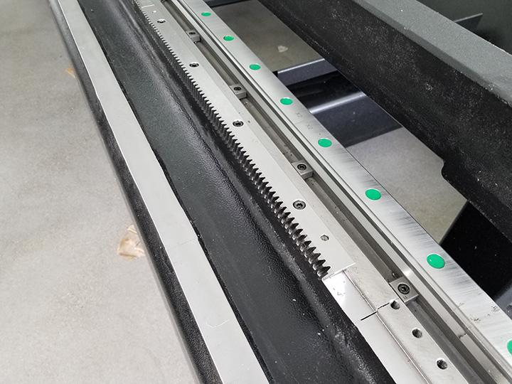 Taiwan PMI brand rails