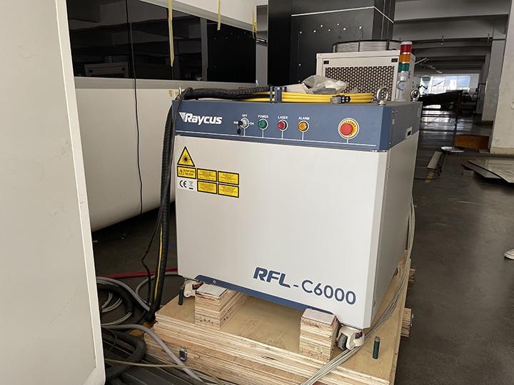 Laser cutting machine dust collector
