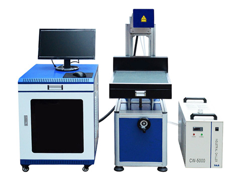 Low cost CO2 laser marking machine for sale