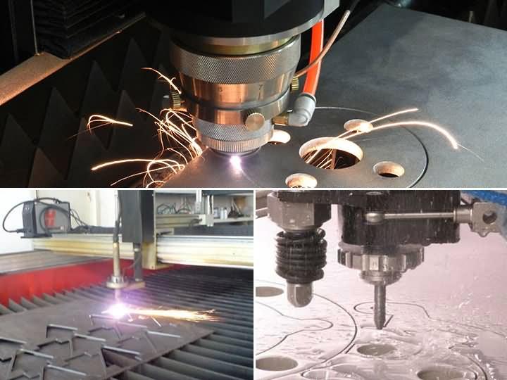 Why choose laser cutting machine for cnc cutting application