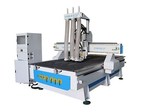 Economic Automatic Tool Changer CNC Router for sale