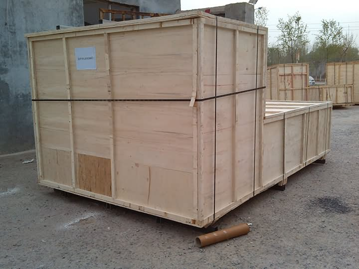4x8 CNC router package