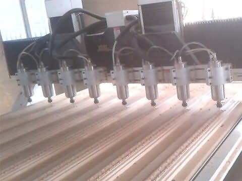 How to improve CNC wood router work efficiency?