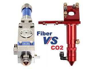 Fiber laser cutting machine VS CO2 laser cutting machine