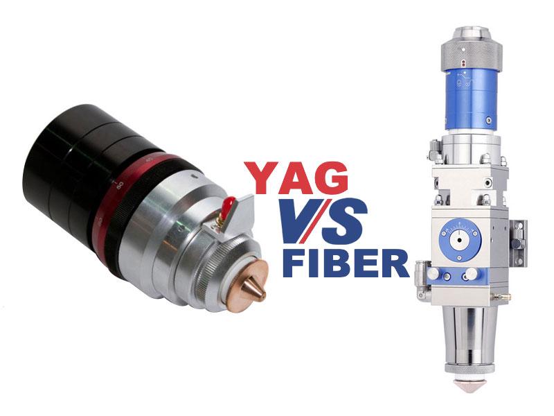Fiber laser cutting machine VS YAG laser cutting machine