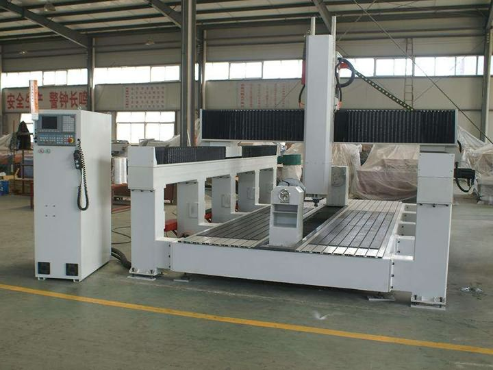 The First Picture of STYLECNC® 4 Axis CNC Foam Cutter for sale