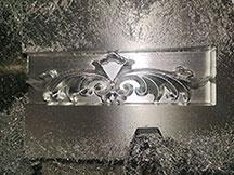 Aluminum molds CNC router 3 <i>axis</i>, 4 <i>axis</i> or <i>5</i> <i>axis</i>