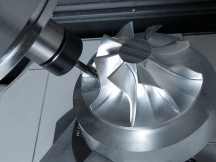 CNC Milling Machine for Aluminum Molds Making Projects