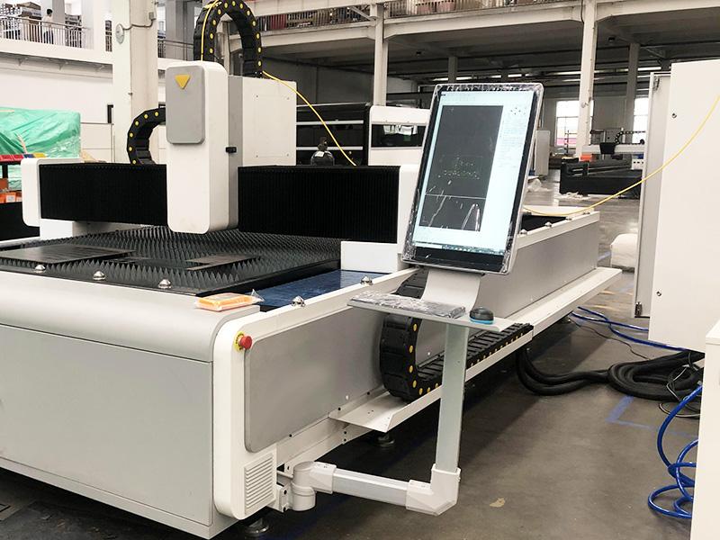 fiber laser cutter for pipes