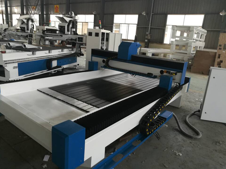 The Second Picture of Stone CNC Router for sale with good price