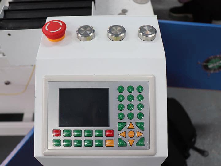 RD6332G control system