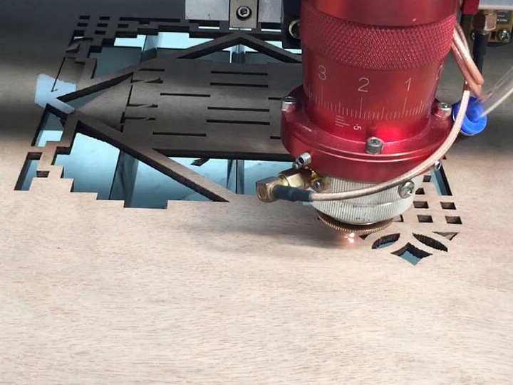 Laser Cutting Machine for Nonmetal