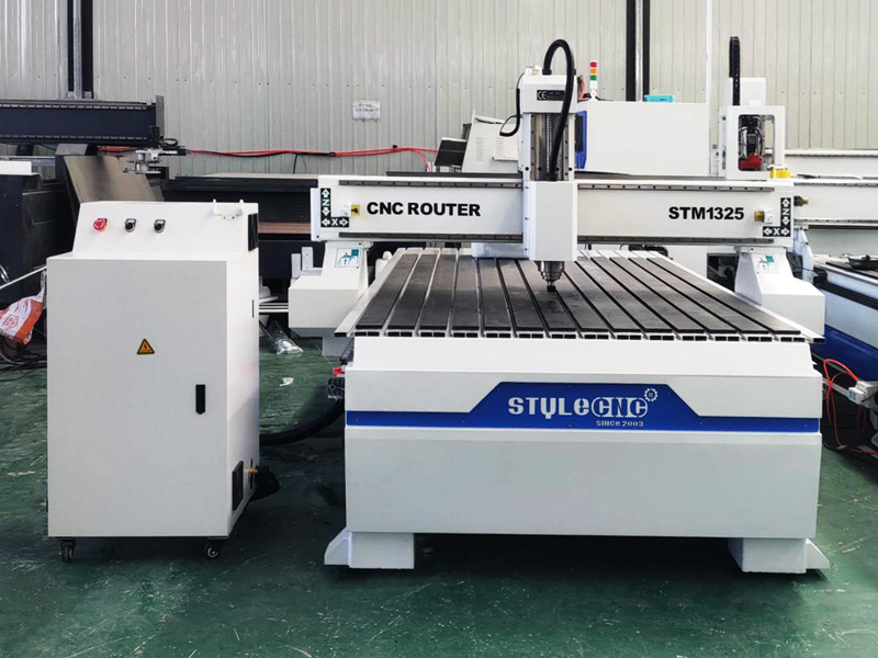 wood cnc router machine frame