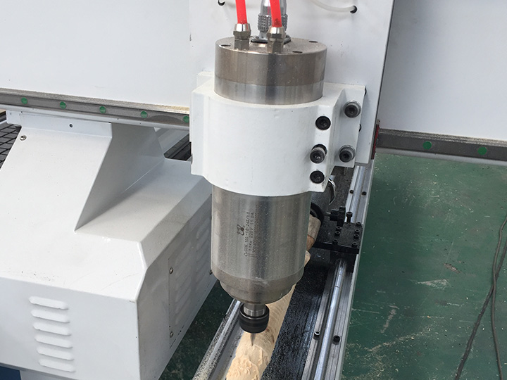 water-cooling spindle