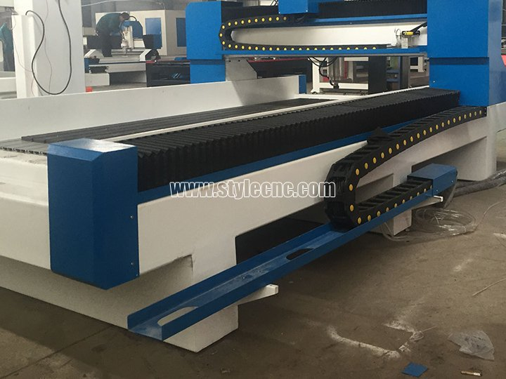 CNC stone carving machine dustproof