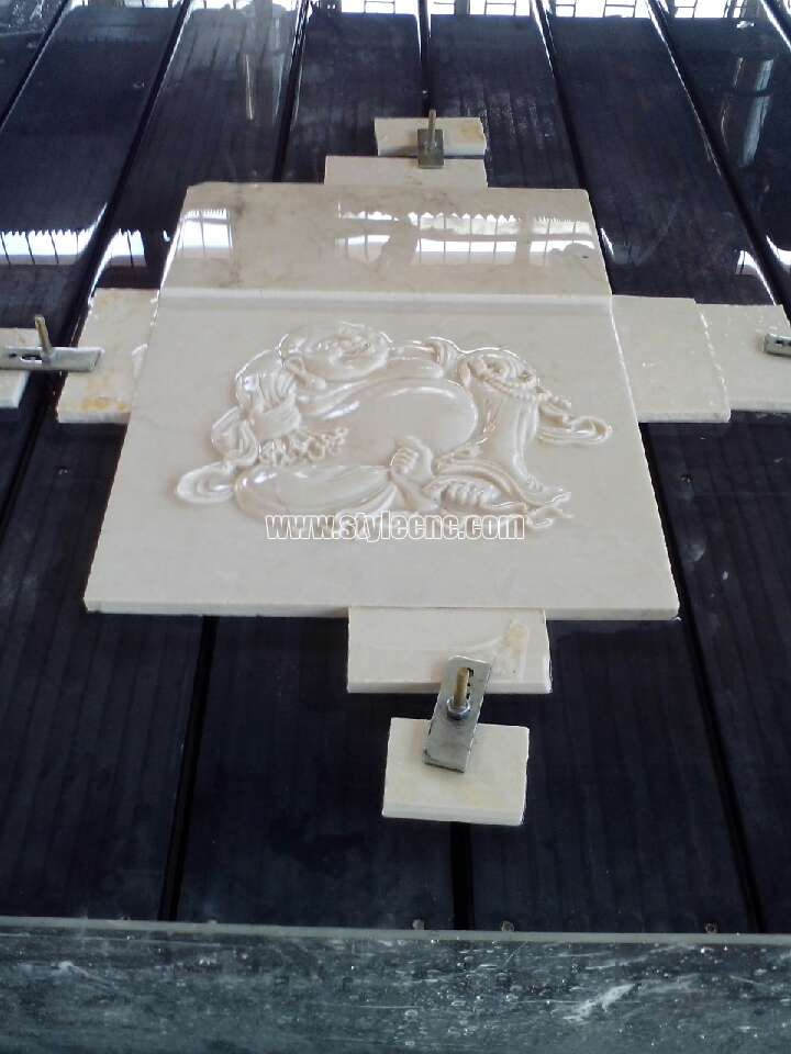 CNC stone carving machine projects