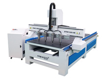 4 Axis CNC Wood Engraving Machine with Rotary Table