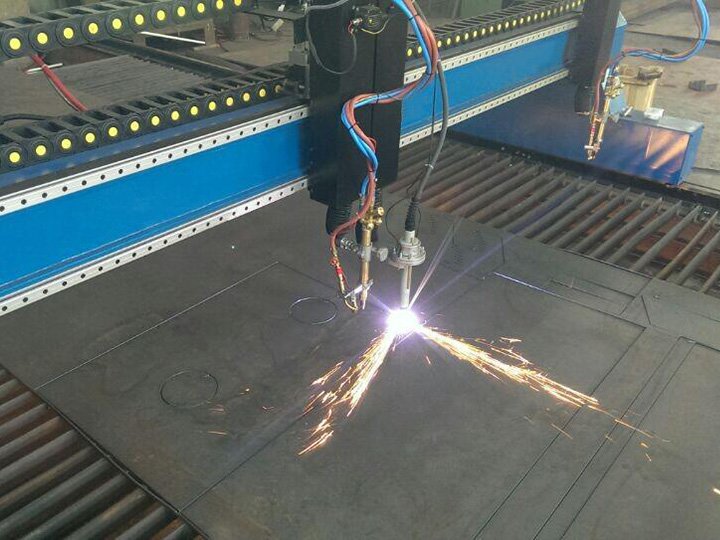 The Fourth Picture of Heavy Duty Gantry Plasma Cutting Machine with Big Size
