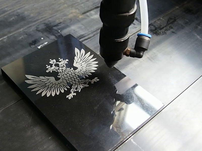 Stone laser engraving machine applications