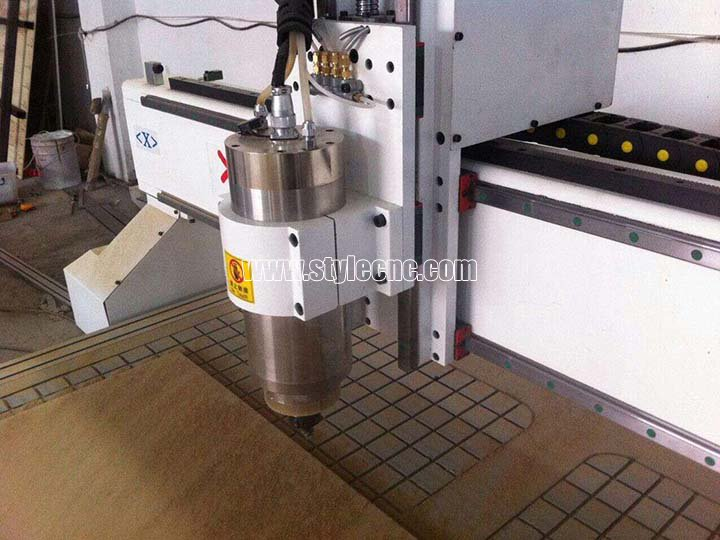 Solutions for woodworking CNC router table suction insufficient