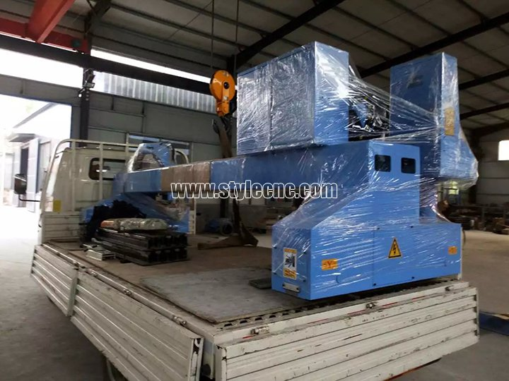 big gantry plasma cutting machine