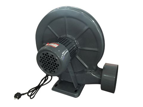 Exhaust fan for laser cutting machine dust collector