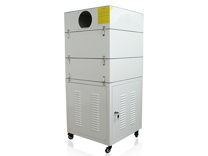 Air Filter Fume Extractor For Laser Machine Cnc Laser Parts