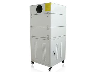 <b>Air filter/fume extractor for laser machine</b>