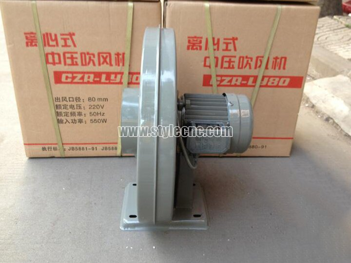 dust collector for laser