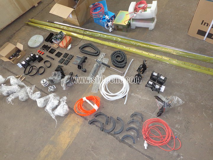 co2 laser cutting machine parts