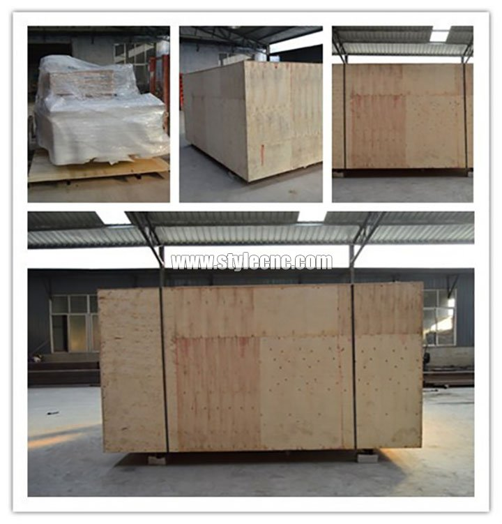 Packages of ATC CNC router