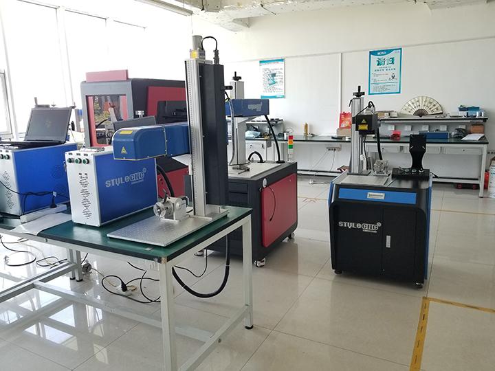 3d fiber laser marker