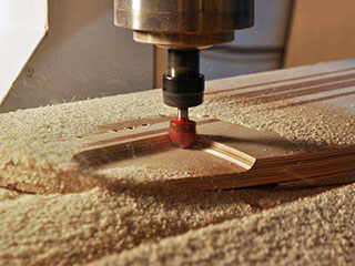 Woodworking CNC Router safety operation