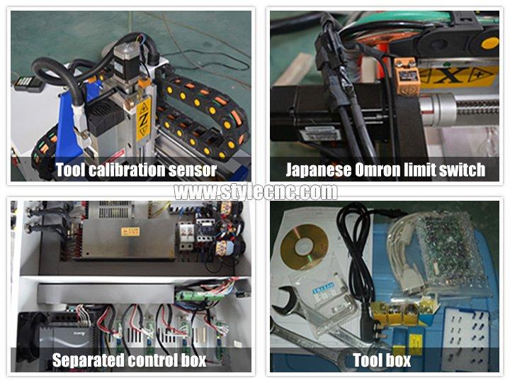 6090 CNC Router details
