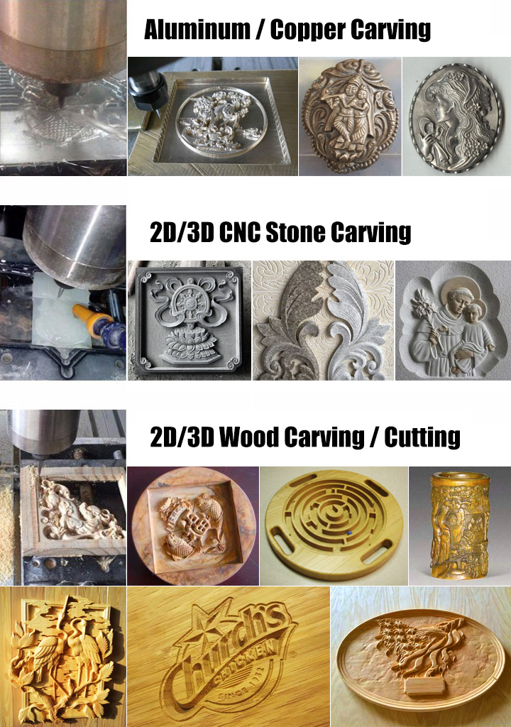 6090 CNC Router Projects