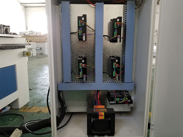 1325 CNC router Stepper Motor