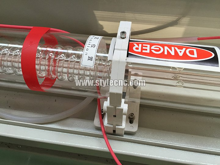 RECI laser tube for Laser fabric cutter