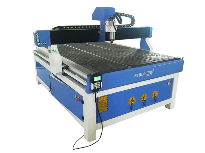 The Second Picture of Cheap Hobby CNC Router Machine with 4x6 Table Size