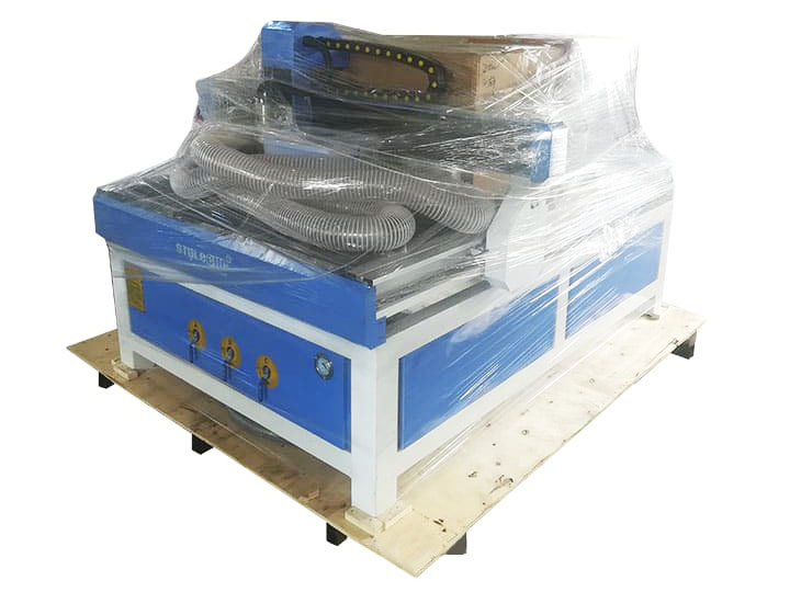 Package of Cheap CNC Router Machine with DSP Control System