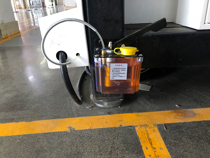 Auto Oil Lubrication system