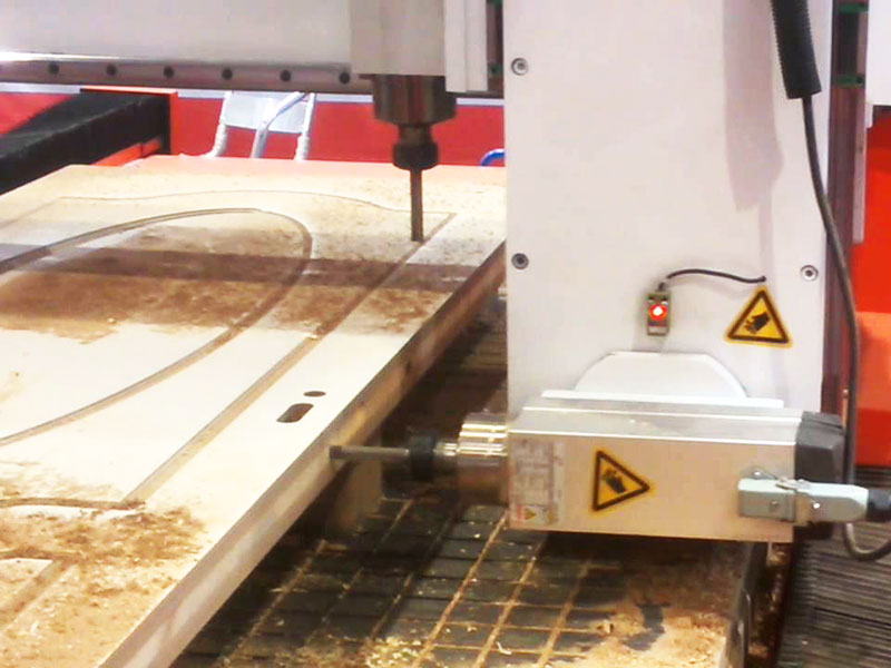 wood door projects by CNC router & How to buy a wood door CNC router? - User Manual