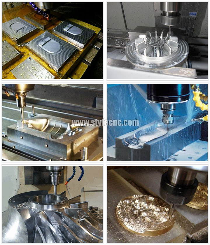 CNC moulding machine projects