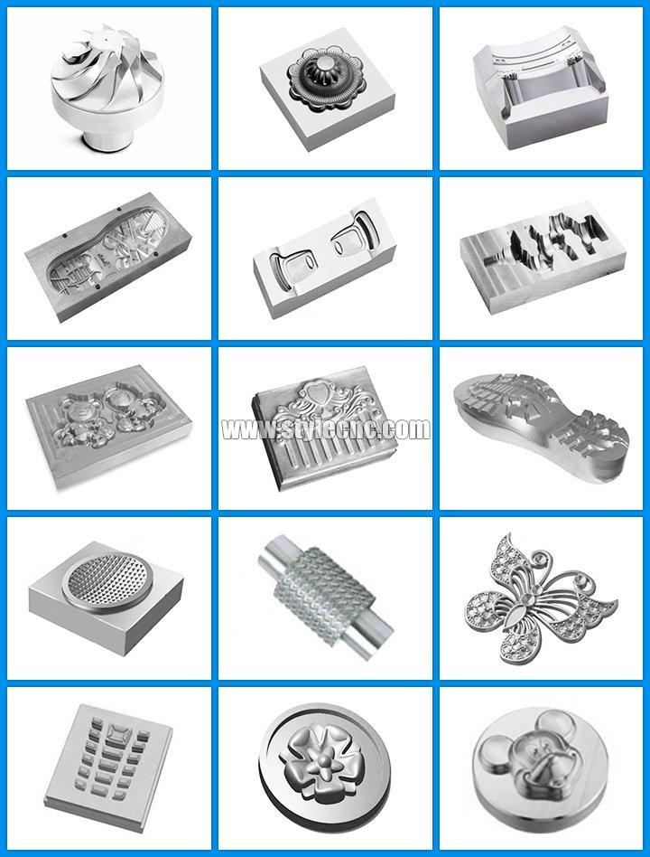 CNC Mold Making Machine projects