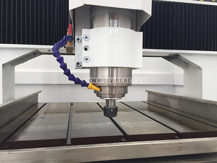 CNC Mold Making Machine spindle