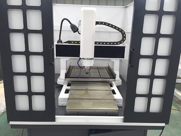 The Fourth Picture of STYLECNC® CNC Mold Making Machine for sale
