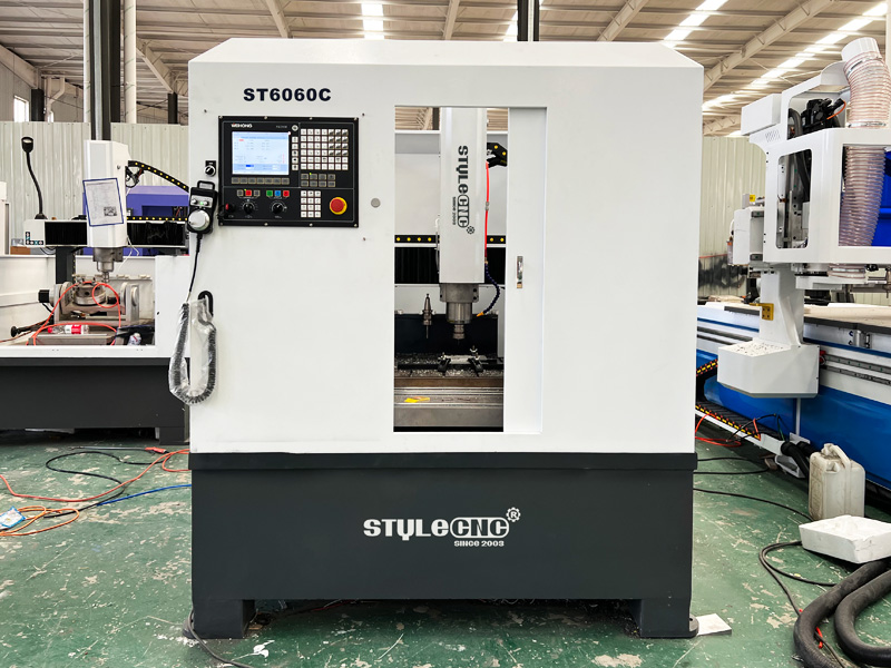 CNC Mold Making Machine Syntec system