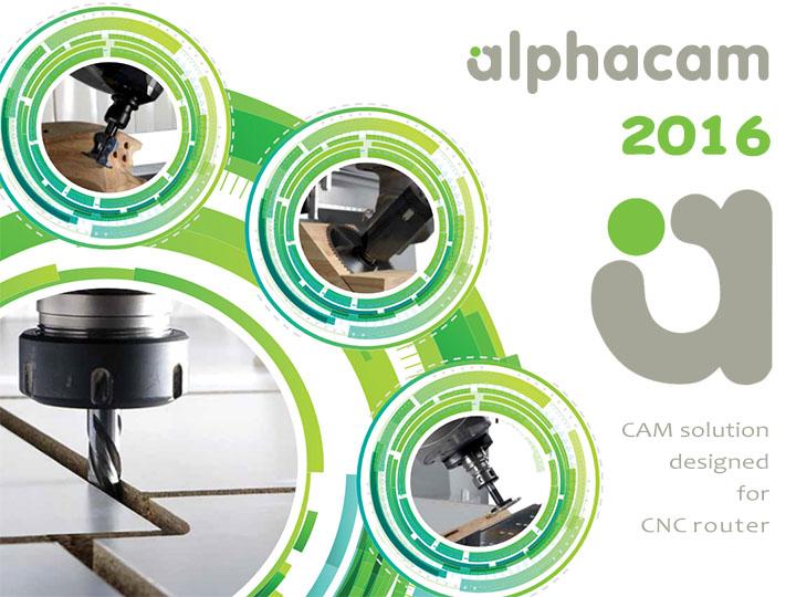 Alphacam 2016