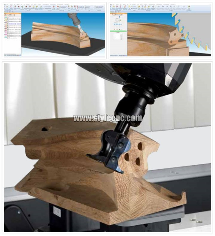 Alphacam Supports Routers With Fully Interpolating 5-Axis Heads
